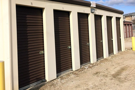 Self Storage In Antioch Il Outdoor Self Storage Facility